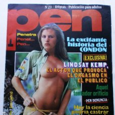 Coleccionismo de Revistas y Periódicos: REVISTA PEN 23. Lote 97461539