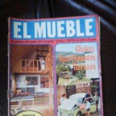 Coleccionismo de Revistas y Periódicos: EL MUEBLE,1970, REVISTA.. Lote 97609011