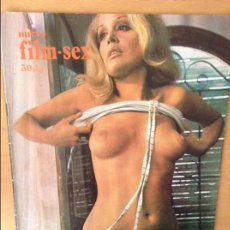 Coleccionismo de Revistas y Periódicos: NUEVO FILM SEX - FRAUDE MATRIMONIAL -. Lote 97693071