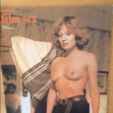 Coleccionismo de Revistas y Periódicos: NUEVO FILM SEX Nº 8 - LA VIOLACION -. Lote 97695171