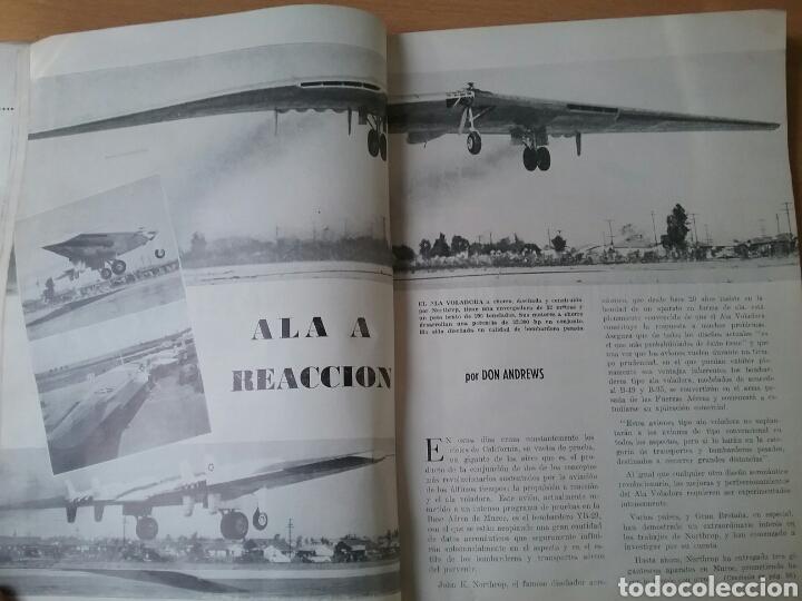 Coleccionismo de Revistas y Periódicos: Lote 3 revistas antiguas de aviación Skyways.Años 40. - Foto 13 - 97738474