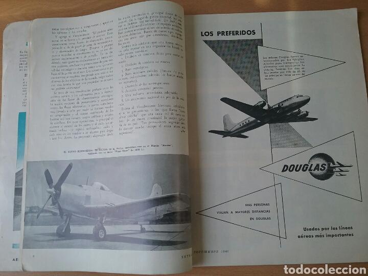 Coleccionismo de Revistas y Periódicos: Lote 3 revistas antiguas de aviación Skyways.Años 40. - Foto 14 - 97738474