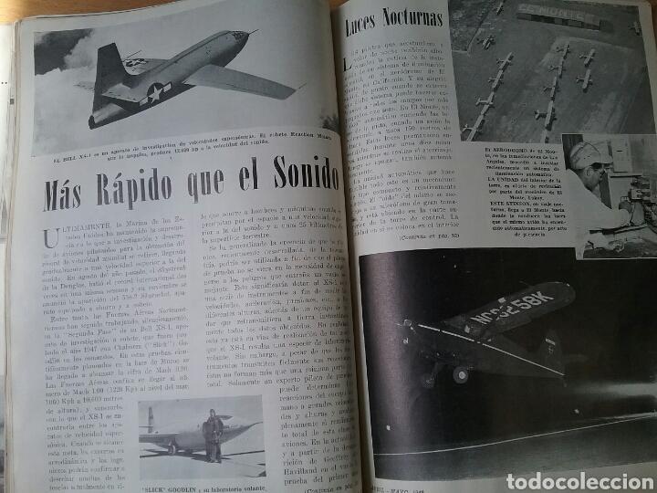 Coleccionismo de Revistas y Periódicos: Lote 3 revistas antiguas de aviación Skyways.Años 40. - Foto 15 - 97738474