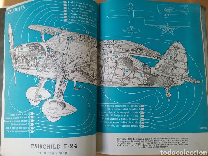Coleccionismo de Revistas y Periódicos: Lote 3 revistas antiguas de aviación Skyways.Años 40. - Foto 19 - 97738474