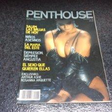 Coleccionismo de Revistas y Periódicos: PENTHOUSE Nº 164 NOVIEMBRE 1991 RONNIE DAWN. Lote 97855779