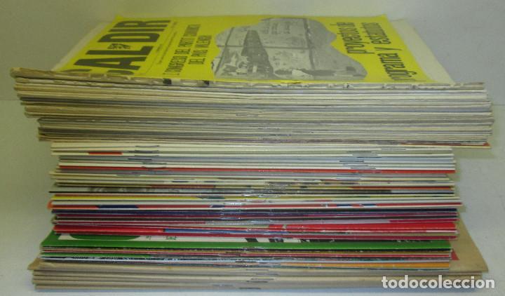 Coleccionismo de Revistas y Periódicos: Lote 49 revistas CAL DIR, Partit Comunista del País Valencià, PCPV, años 1977-79,posibilidad sueltos - Foto 7 - 98002859