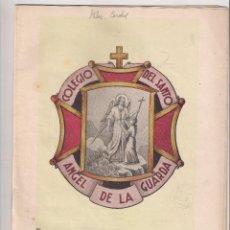 Coleccionismo de Revistas y Periódicos: REVISTA MI SANTO ANGEL MADRID MARZO – ABRIL 1948 Nº 14. Lote 98041875
