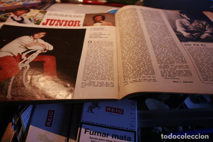 LOLA HERRERA SALOME JUNIOR 1970 (Coleccionismo - Revistas y Periódicos Modernos (a partir de 1.940) - Otros)