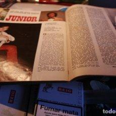 Coleccionismo de Revistas y Periódicos: LOLA HERRERA SALOME JUNIOR 1970. Lote 98150151