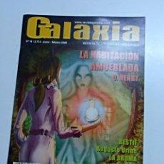 Coleccionismo de Revistas y Periódicos: GALAXIA (REVISTA) LOTE DE 10 Nº 2-4-5-6-7-8-9-16-17-18 (EQUIPO SIRIUS). Lote 98241938