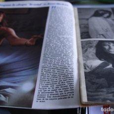 Coleccionismo de Revistas y Periódicos: JANE BIRKIN ELEONORA GIORGI AJITA WILSON REVISTA EROTICA 1979. Lote 98426947