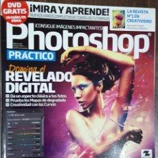 Coleccionismo de Revistas y Periódicos: REVISTA PHOTOSHOP Nº 14 REVELADO DIGITAL LIGHTROOM 4. Lote 98513531