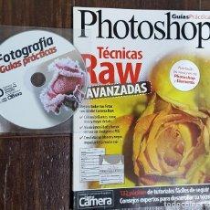 Coleccionismo de Revistas y Periódicos: REVISTA PHOTOSHOP TECNICAS RAW AVANZADAS CON CD. Lote 98513639