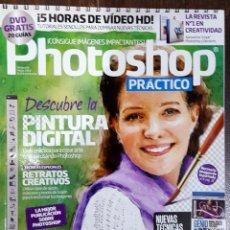 Coleccionismo de Revistas y Periódicos: REVISTA PHOTOSHOP PRACTICO Nº 9. Lote 98513907