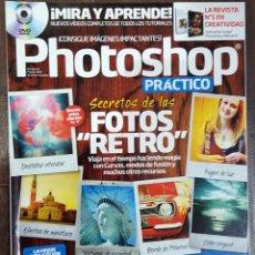 Coleccionismo de Revistas y Periódicos: REVISTA PHOTOSHOP PRACTICO Nº 13. Lote 98514047