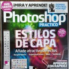 Coleccionismo de Revistas y Periódicos: REVISTA PHOTOSHOP PRACTICO Nº 11. Lote 98514119