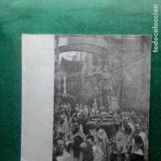 Coleccionismo de Revistas y Periódicos: PROGRAMA DE LA SEMANA SANTA DE TOLEDO - 1954. Lote 98614455