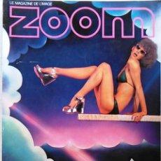 Coleccionismo de Revistas y Periódicos: ZOOM, LE MAGAZINE DE L'MAGE. REVISTA ANTIGUA FRANCESA SOBRE FOTOGRAFÍA. ABRIL 1976, Nº 36. FRANCIA.. Lote 98620851