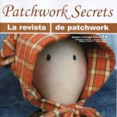Coleccionismo de Revistas y Periódicos: PATCHWORK SECRETS N. 52 (NUEVA). Lote 164284382