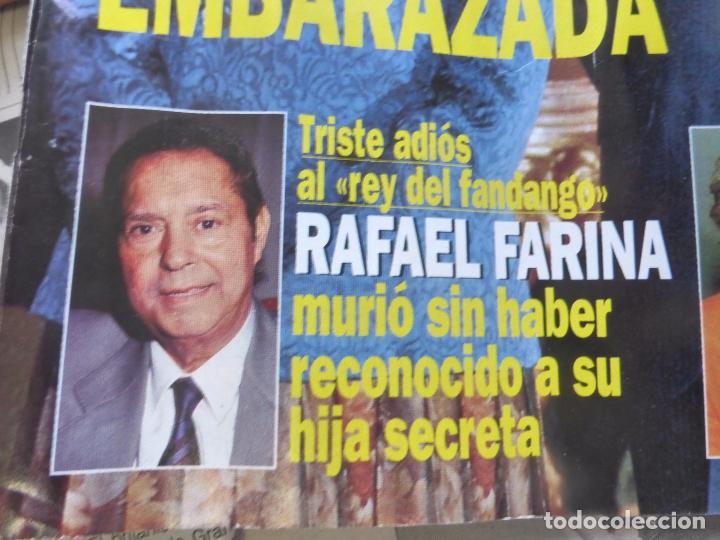 Coleccionismo de Revistas y Periódicos: LOTE PRENSA MUERTE DE RAFAEL FARINA. VARIOS PERIÓDICOS SALAMANCA - RECORTES DE PRENSA - Foto 4 - 98713411