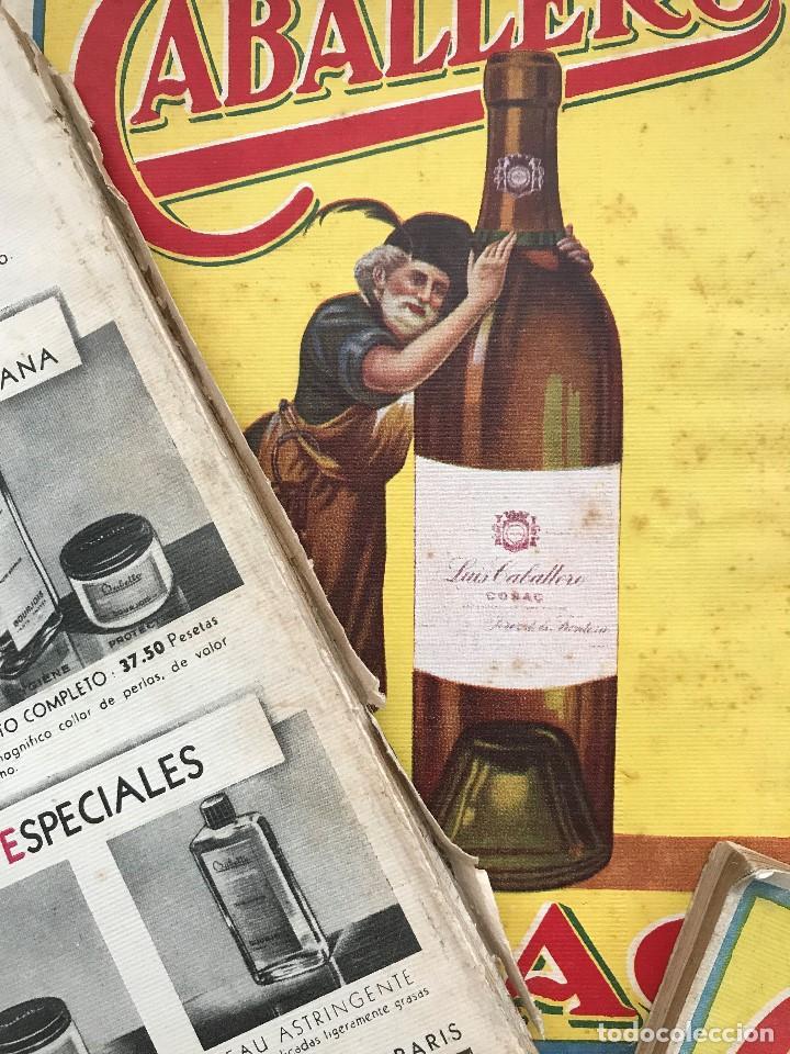 Coleccionismo de Revistas y Periódicos: LOTE 5 REVISTAS BLANCO Y NEGRO AÑOS 30 - Foto 8 - 98780715