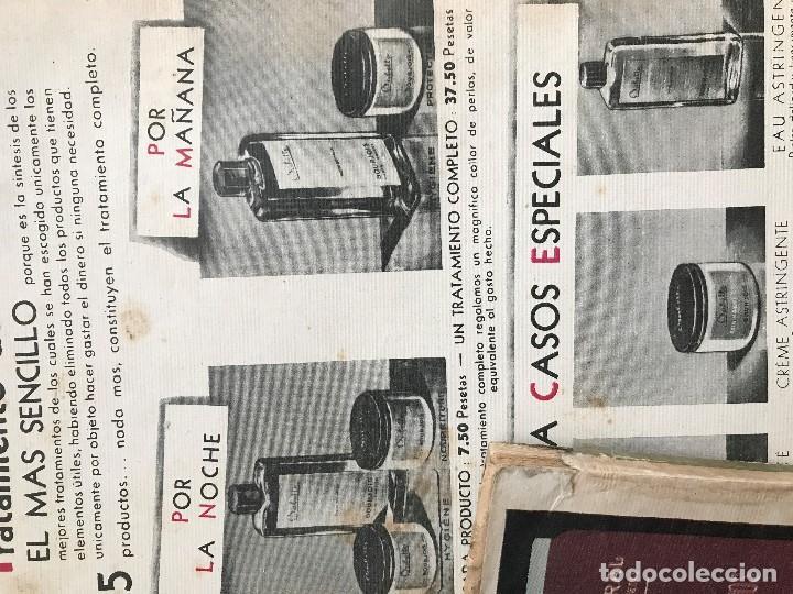Coleccionismo de Revistas y Periódicos: LOTE 5 REVISTAS BLANCO Y NEGRO AÑOS 30 - Foto 9 - 98780715