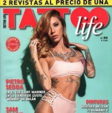 Coleccionismo de Revistas y Periódicos: TATTOO LIFE N. 88 (NUEVA). Lote 98786247