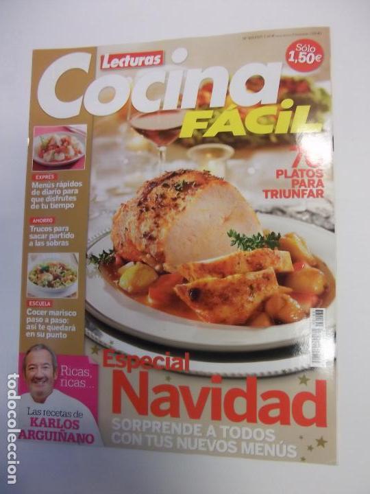 Lecturas Cocina Facil | Revista Lecturas Cocina Facil Nº 168 Platos P Comprar Otras