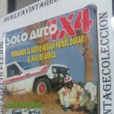 Coleccionismo de Revistas y Periódicos: SOLO AUTO, N.73 FEBRERO 1989. Lote 99100932
