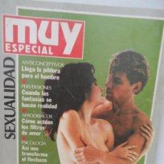 Coleccionismo de Revistas y Periódicos: MUY ESPECIAL REVISTA OTOÑO 1991 N 7. Lote 99107967