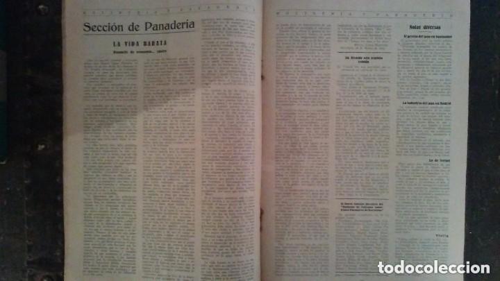 Coleccionismo de Revistas y Periódicos: REVISTA MOLINERÍA Y PANADERÍA JUNIO 1926 NÚM.255 - Foto 2 - 99181667