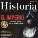 Coleccionismo de Revistas y Periódicos: HISTORIA DE IBERIA VIEJA EXTRA N. 8 - TEMA: EL IMPERIO, ASI ERA EL MUNDO QUE CONQUISTO ESPAÑA(NUEVA). Lote 164885672