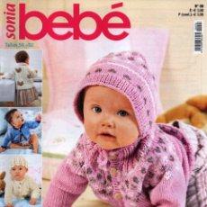 Coleccionismo de Revistas y Periódicos: SONIA BEBE N. 96 - TALLAS 56-92 (NUEVA). Lote 99277375