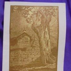 Coleccionismo de Revistas y Periódicos: GALICIA. SONATA GALLEGA. PRIMAVERA 1944. REVISTA DE GALICIA. RAMON PEÑA (DIR). IMPRENTA C. PEON.1944. Lote 99340259