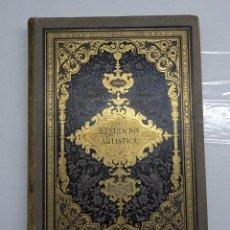 Coleccionismo de Revistas y Periódicos: LA ILUSTRACION ARTISTICA, PERIODICO SEMANAL, GRABADOS,1889-90,AÑO VIII, DEL Nº 366 AL 443. BARCELONA. Lote 99544167