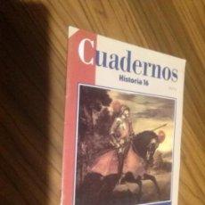 Coleccionismo de Revistas y Periódicos: CUADERNOS HISTORIA 16. Nº 19. CARLOS V. GRAPA. BUEN ESTADO. . Lote 99560759