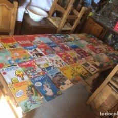 Coleccionismo de Revistas y Periódicos: ANTIIGUO LOTE DE 48 REVISTAS EL PATUFET REVISTA INFANTIL I JUVENIL SEGUNDA EDICION AÑO 1973. Lote 99676343