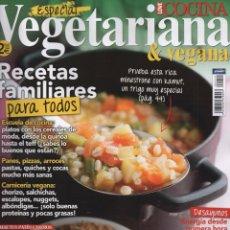 Coleccionismo de Revistas y Periódicos: LOVE COCINA ESPECIAL N. 10 - VEGETARIANA & VEGANA (NUEVA). Lote 124557427