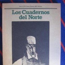 Coleccionismo de Revistas y Periódicos: LOS CUADERNOS DEL NORTE. REVISTA CULTURAL DE LA CAJA DE AHORROS DE ASTURIAS. Nº 17. ENERO-FEBRERO 19. Lote 99856611