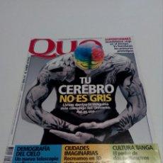 Coleccionismo de Revistas y Periódicos: QUO N°97. OCT 2003.. Lote 99861367