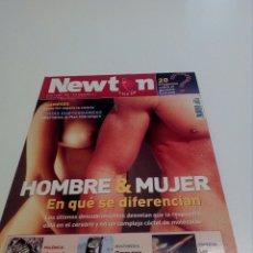 Coleccionismo de Revistas y Periódicos: NEWTON N°36. ABR 2001.. Lote 99868134