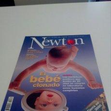 Coleccionismo de Revistas y Periódicos: NEWTON N°30. OCT 2000.. Lote 99868390