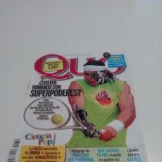 Coleccionismo de Revistas y Periódicos: QUO N°157. OCT 2008.. Lote 99869099