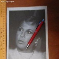 Coleccionismo de Revistas y Periódicos: LINA MORGAN - RECORTE DE PUBLICACION GRAN TAMAÑO - HOJA. Lote 99889731