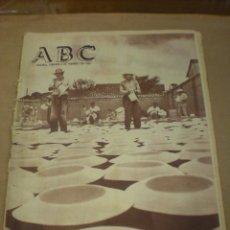 Coleccionismo de Revistas y Periódicos: ABC 03 FEBRERO 1956. Lote 100037127