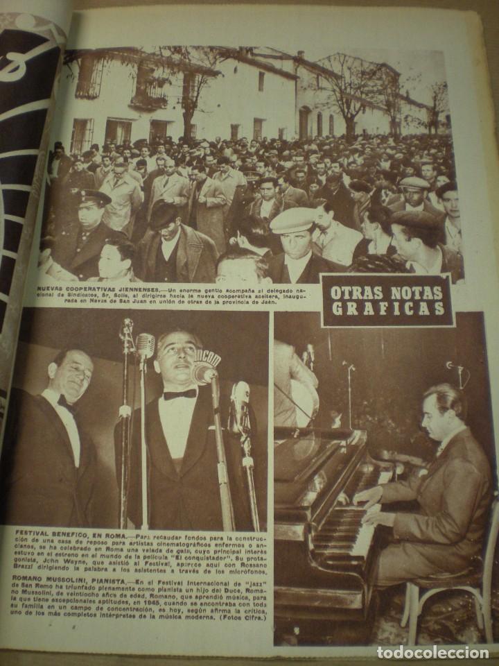 Coleccionismo de Revistas y Periódicos: ABC 03 febrero 1956 - Foto 3 - 100037127