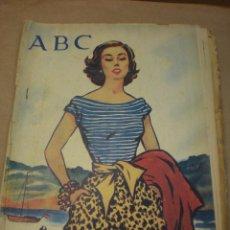 Coleccionismo de Revistas y Periódicos: ABC 25 AGOSTO 1956. Lote 100037271