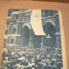 Coleccionismo de Revistas y Periódicos: ABC 16 FEBRERO 1956. Lote 100038235