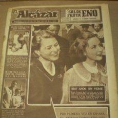 Coleccionismo de Revistas y Periódicos: EL ALCAZAR 11 DE JULIO 1957. Lote 100064771
