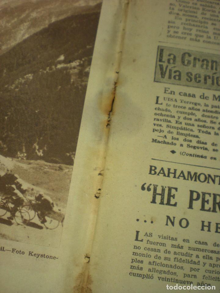 Coleccionismo de Revistas y Periódicos: El Alcazar 11 de Julio 1957 - Foto 3 - 100064771